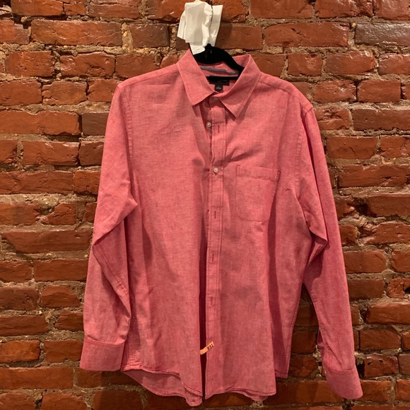 Banana Republic Factory Other - Banana Republic red button down